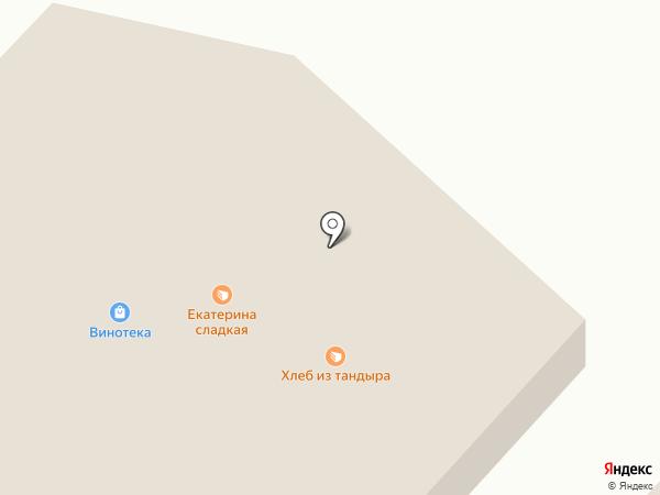 Мегафон на карте Излучинска