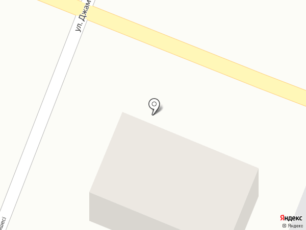 Диана на карте Жапека Батыра