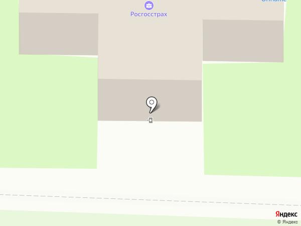 Автовокзал на карте Излучинска