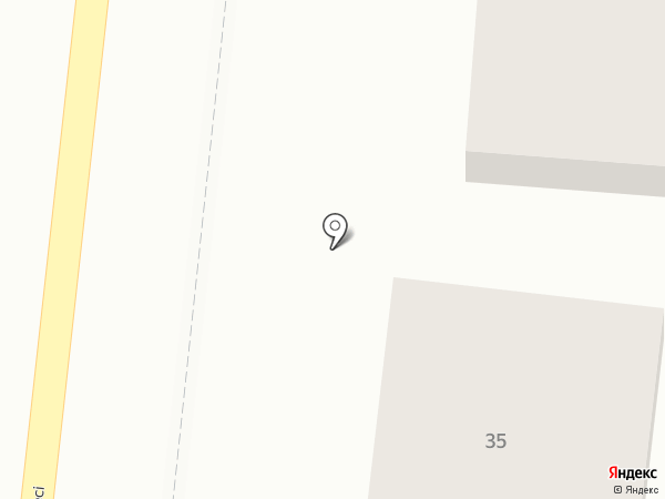Сеть пунктов технического осмотра на карте Алматы