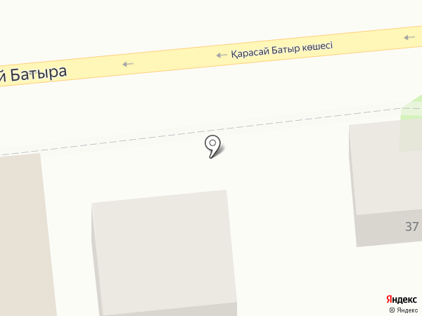 Office Brand на карте Алматы