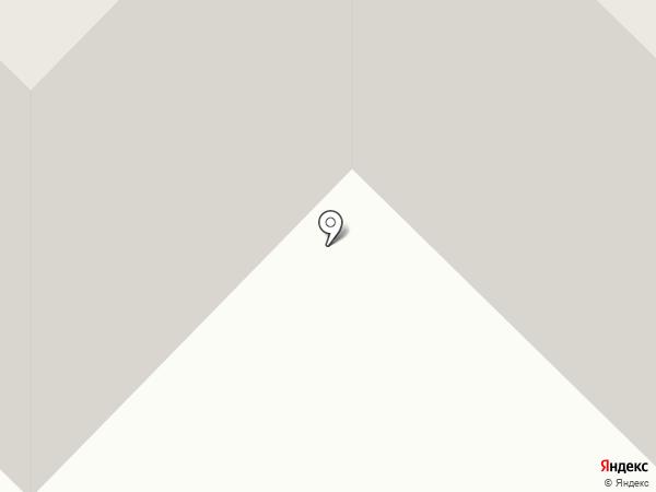 Тренажерный зал на карте Излучинска