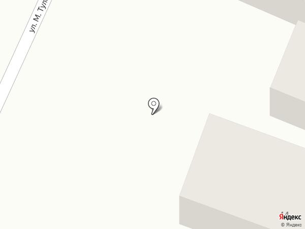 Анастасия на карте Жапека Батыра