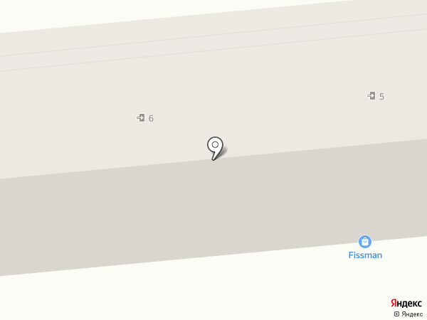 IRISS на карте Алматы