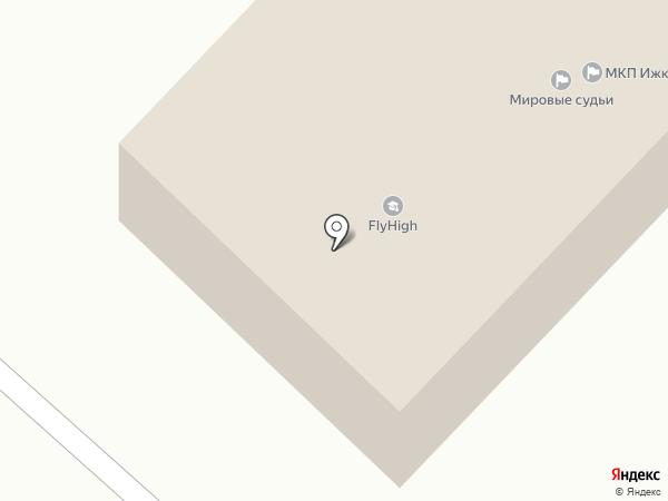 Арарат на карте Излучинска