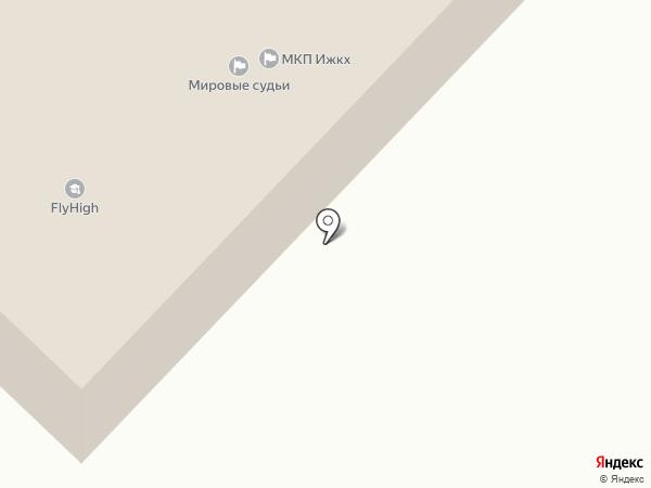 Тюменская энергосбытовая компания на карте Излучинска