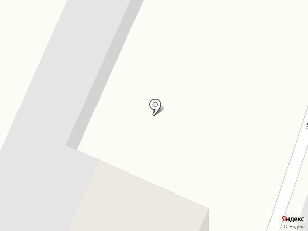 Улжан на карте Жапека Батыра