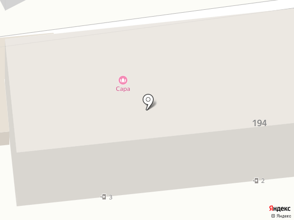 Рембыт Алматы на карте Алматы
