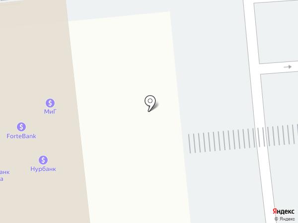 Bellissimo на карте Алматы