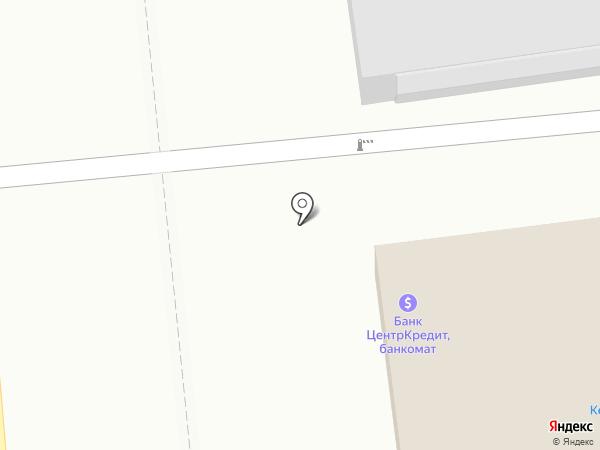 Платежный терминал, Банк ЦентрКредит на карте Алматы