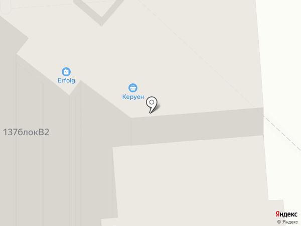 INTERFOOD на карте Алматы