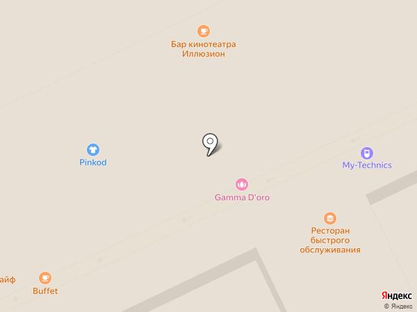 Caliber 45 на карте Алматы