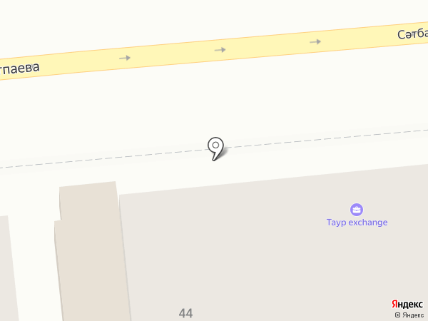 Сюрприз на карте Алматы