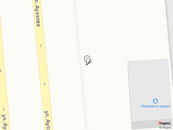 Фирма WGM, ТОО на карте Алматы