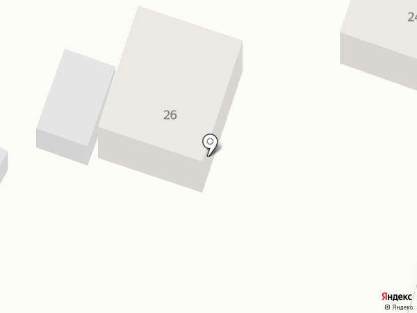 Хантаныры на карте Алматы