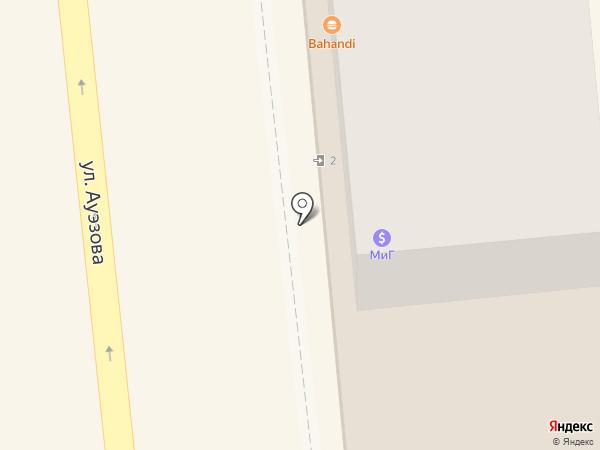 Радости жизни на карте Алматы