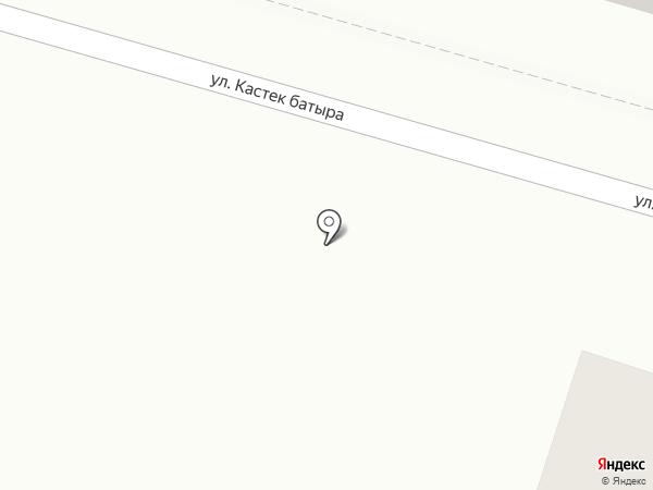 Новый на карте Алматы