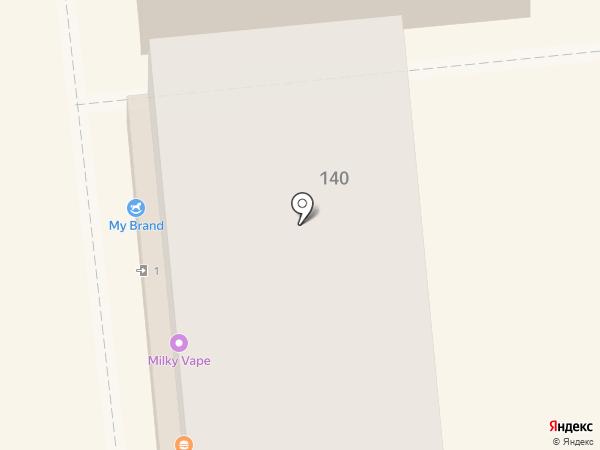 Ателье на карте Алматы
