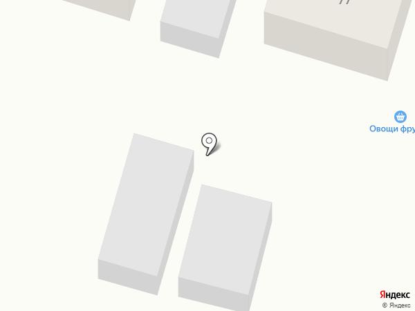 Тайшабар на карте Алматы
