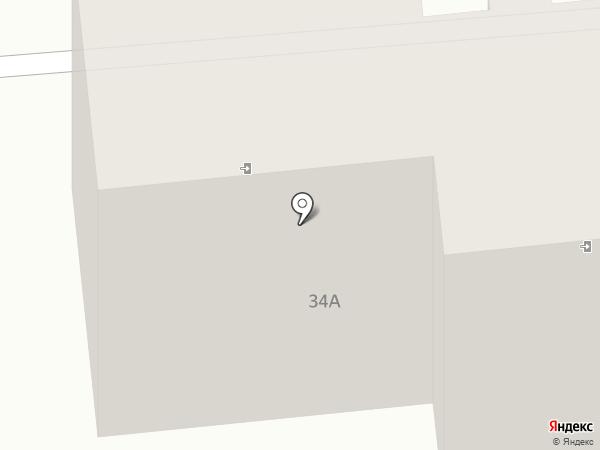 AlmaLight на карте Алматы