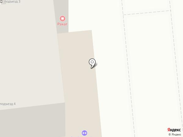 Альнаир Медикал на карте Алматы