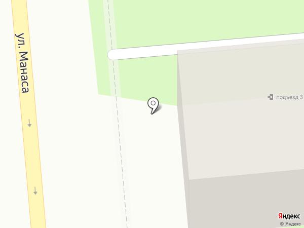 NRJ на карте Алматы