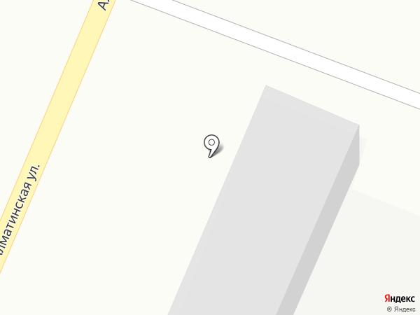 Южный на карте Туймебаевой