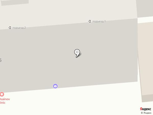Алем Бизнес, ТОО на карте Алматы