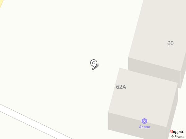 Аспан на карте Туймебаевой