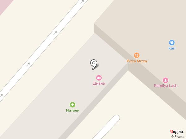 Банкомат, Нурбанк на карте Алматы