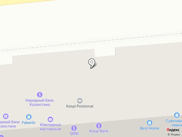 Nkamni.kz на карте Алматы