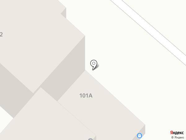 Юнис на карте Алматы