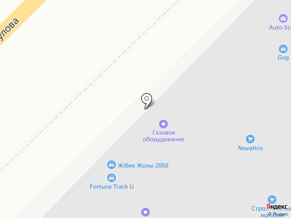 BZ-Trade на карте Алматы
