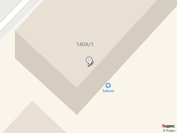 Табачная лавка на карте Алматы