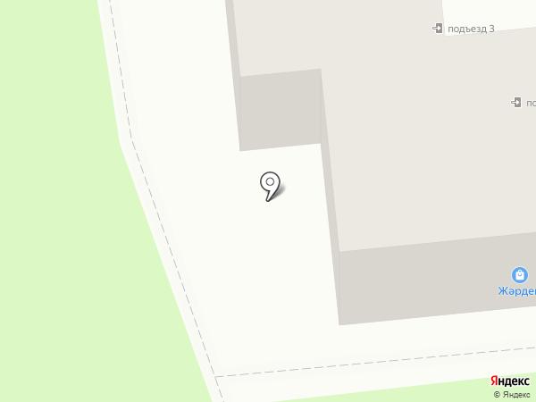 TM Barbershop на карте Алматы