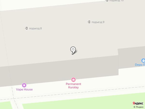 Stella design на карте Алматы