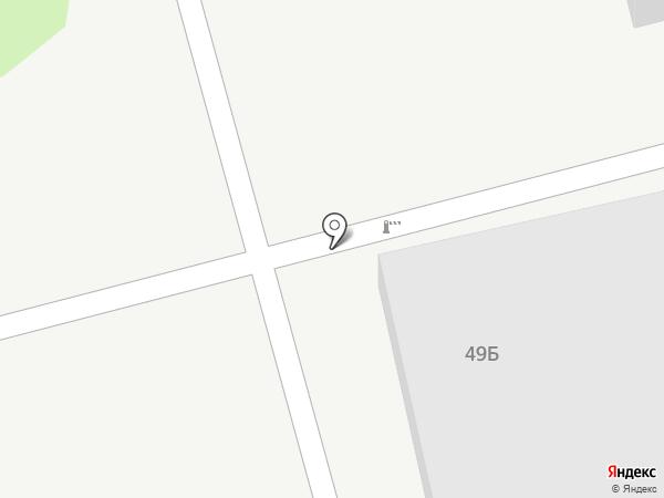 Намыс на карте Алматы