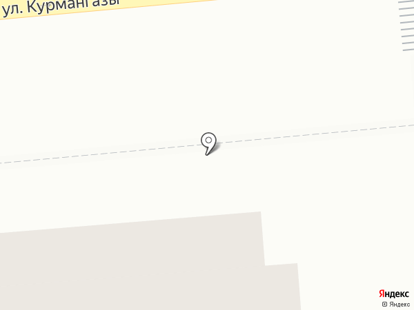 Мастерская на карте Алматы
