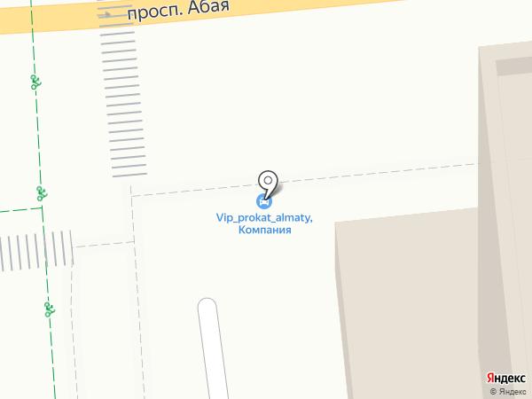 Multisoft LTD на карте Алматы