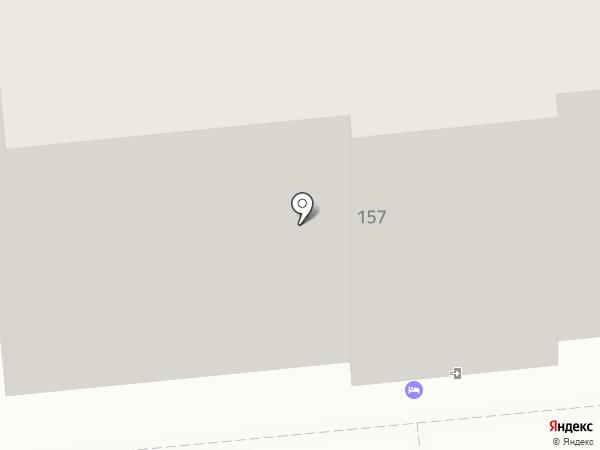 180 на карте Алматы