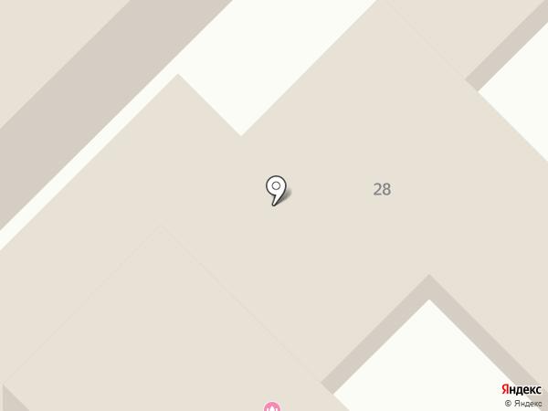 Массажный кабинет Молдабековой Куралай на карте Алматы