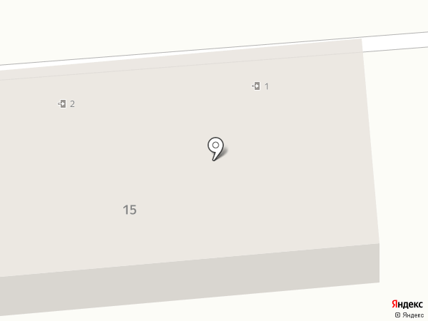Мистер Пропер на карте Алматы