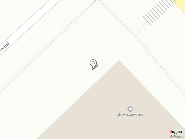 KTS на карте Алматы