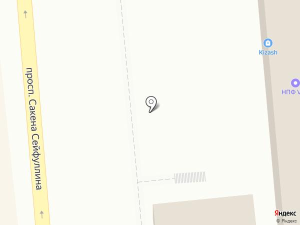 MegaBet.kz на карте Алматы