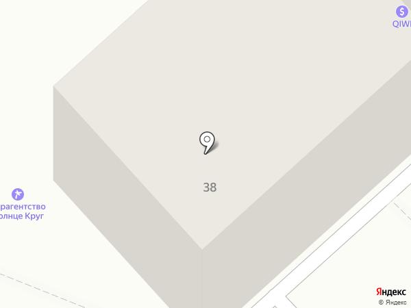 Ерке на карте Алматы