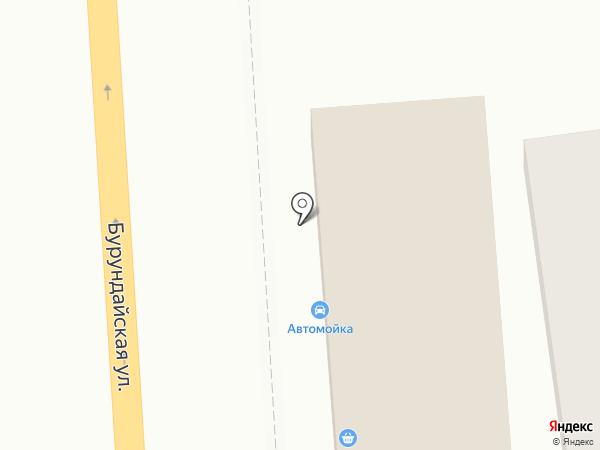 Марис на карте Алматы