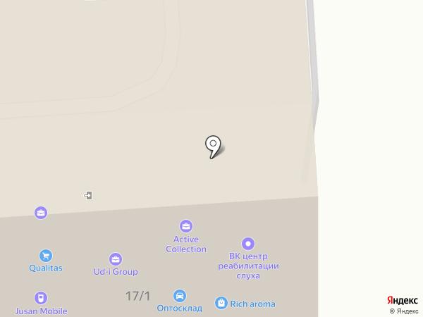 SIRIUS на карте Алматы