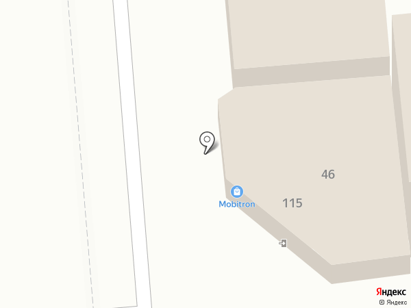 REMAX на карте Алматы