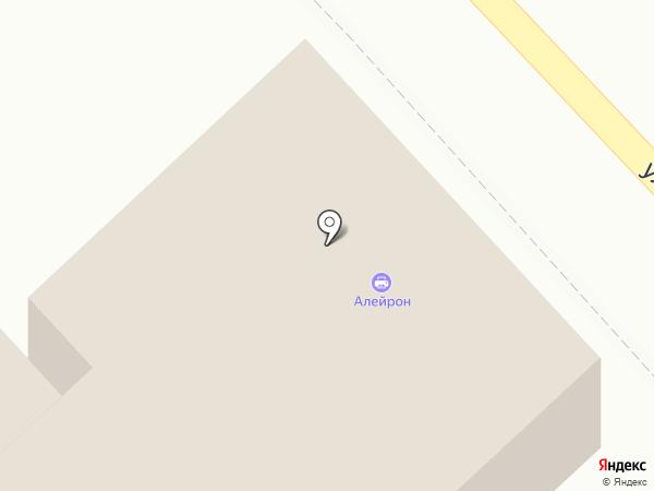 LEXSAERVICE на карте Алматы