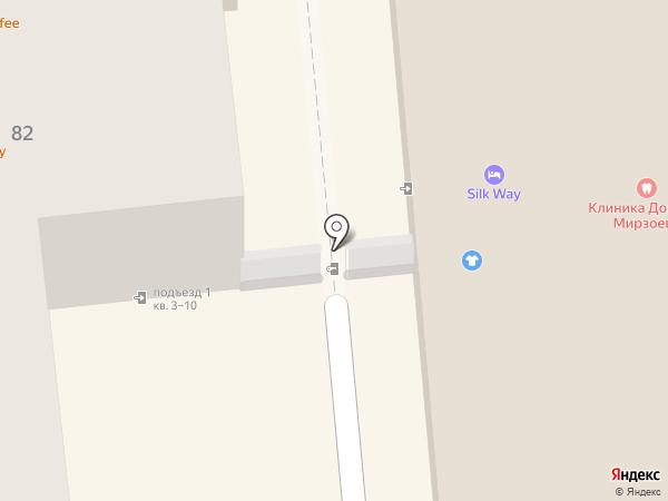 Gid Travel на карте Алматы
